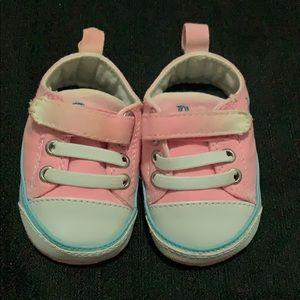Ralph Lauren baby shoes sz 1 new